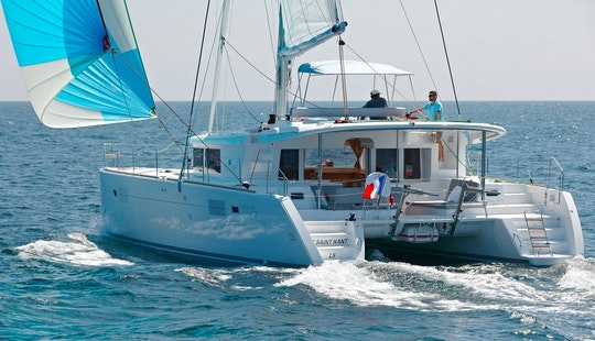 Charter On 'shana' Lagoon 450 Catamaran From Koh Keaw, Thailand