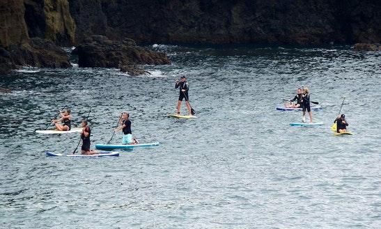 Sup Tour On Goad Island