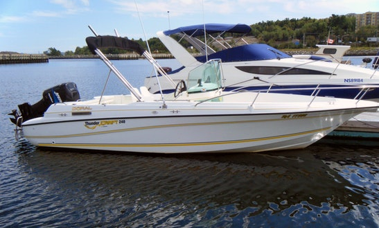 20' Doral Bowrider Rental In Muskoka Lakes