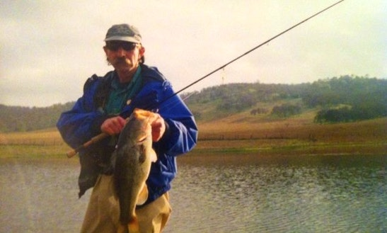 Instructional Fishing Guide Service In California