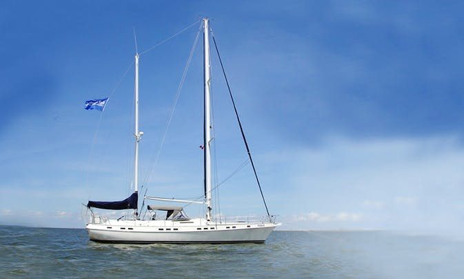 52' Sailing Yacht Charter In Gulfport