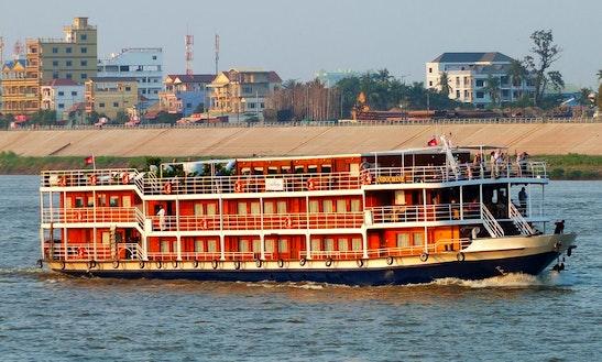 Passenger Boat Tour In Phnom Penh