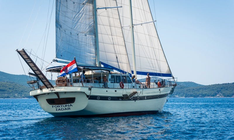 108' Gulet Fortuna Rental & Charter in Zagreb, Croatia