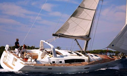50' Cruising Monohull Rental in Zagreb, Croatia