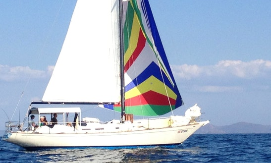 Sailing Tours And Sightseeing In Costa Rica