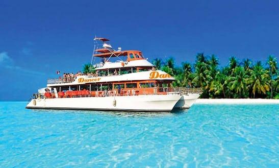 Catamaran Dancer Cruise In Cancún