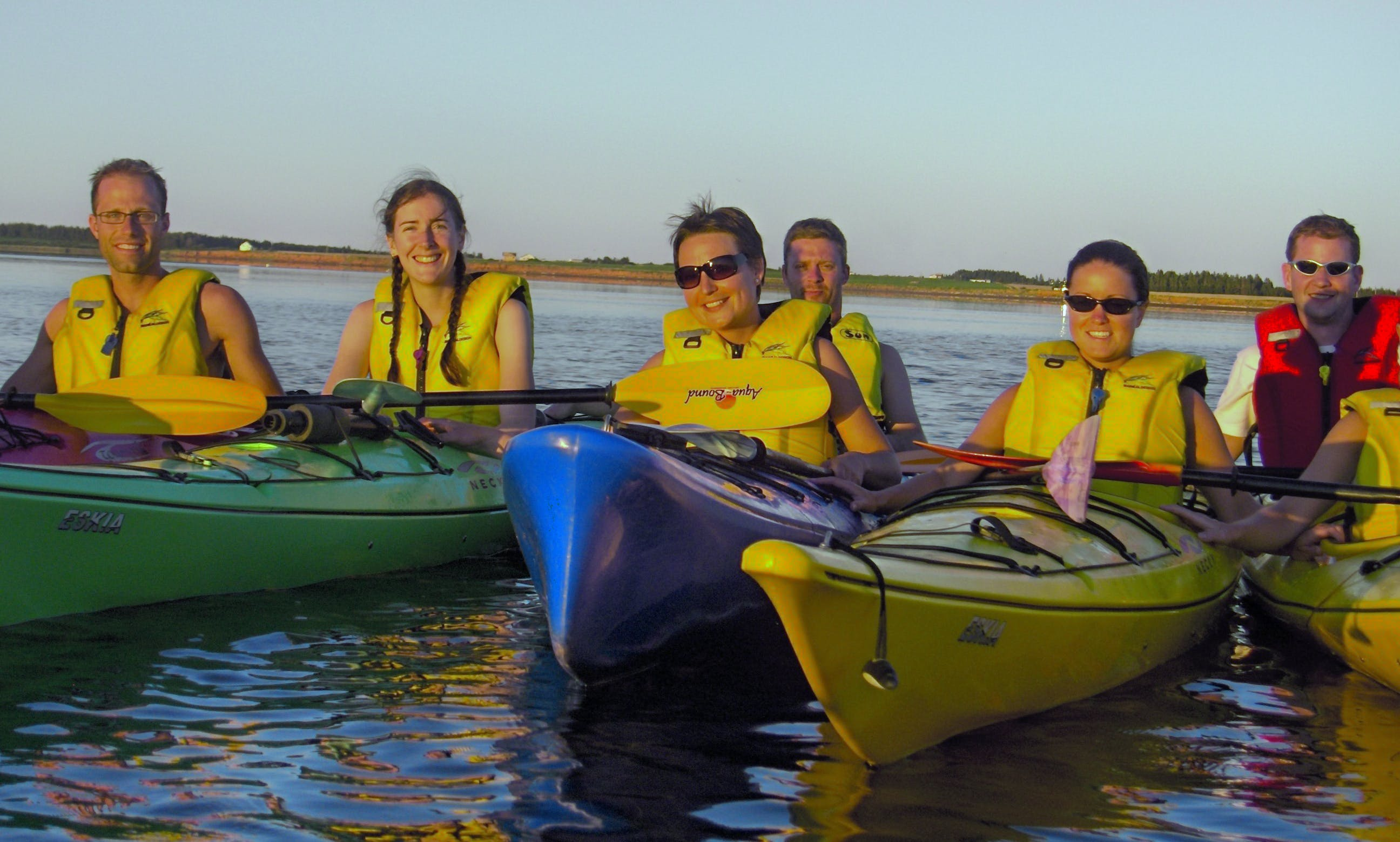 3 Hours to Full Day Guided Kayak Tour in Kensington, Canada