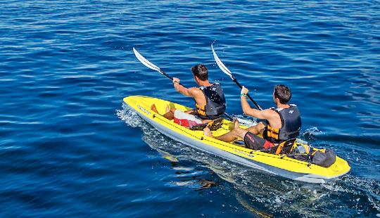 Tandem Kayak Rental In Larnaka, Cyprus