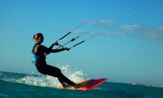 Kitesurfing Rental & Lessons In North West Cape, Australia