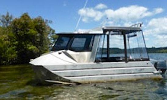 Rotoiti Discovery Trips On Lake Rotoiti, New Zealand