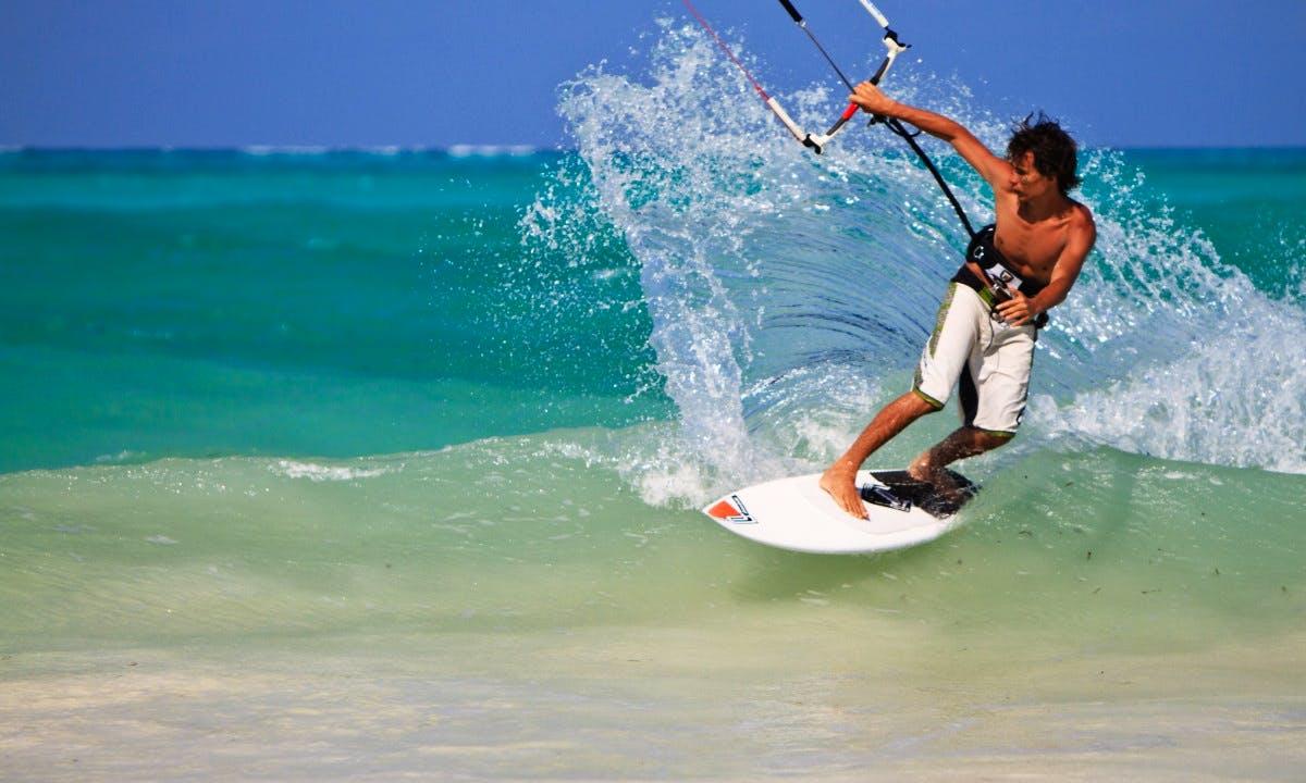 Kitesurfing Rental & Lessons in Rainbow Beach, Australia