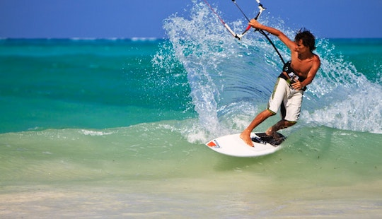 Kitesurfing Rental & Lessons In Rainbow Beach, Australia