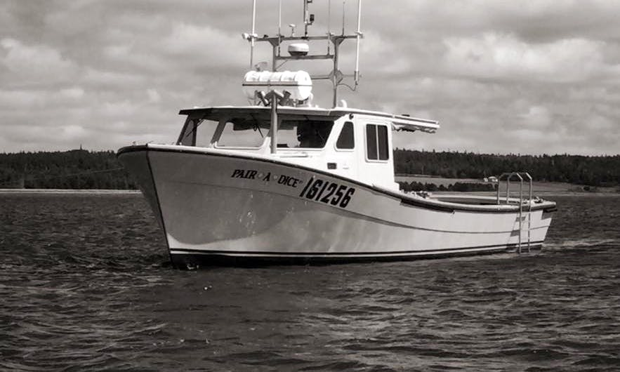 "25' Head Boat ""Provincial"" Trips in Souris, Canada"