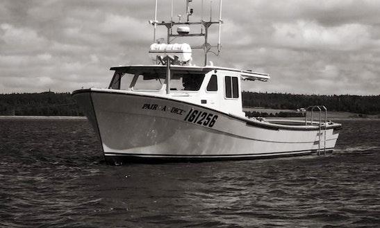 25' Head Boat