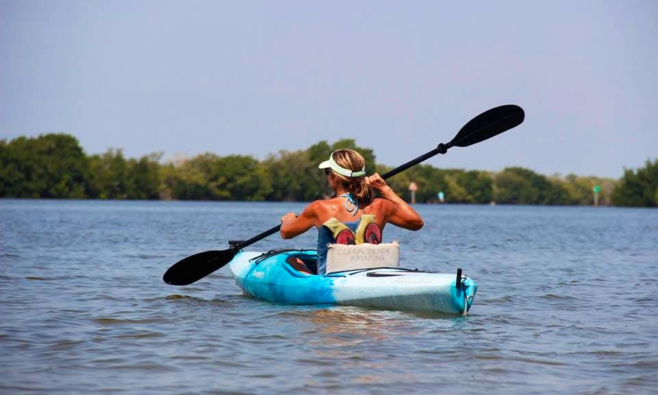 Guided Kayak Tour In Cocoa Beach