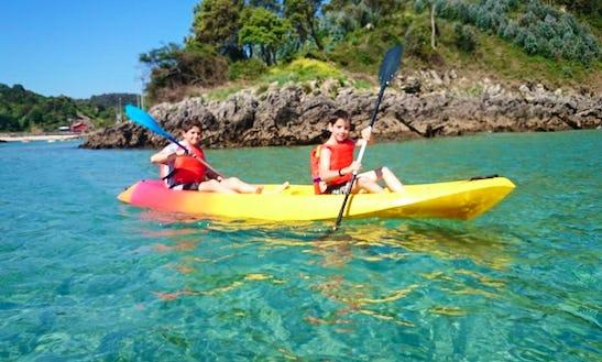 Kayak Rental In Key Largo, Florida