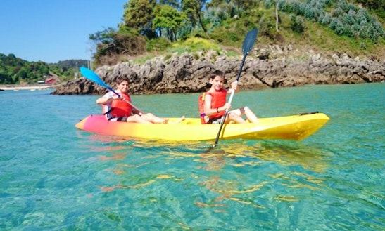 Kayak Rental In Key Largo, Florida