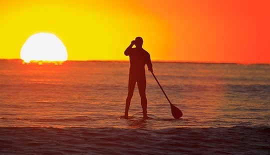 Paddleboard Rental In Melbourne Beach, Florida