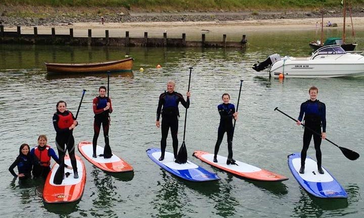 Paddleboard Rental & Lessons in Portballintrae, United Kingdom