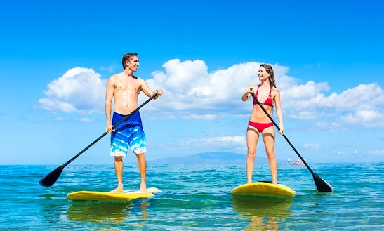 Paddleboard Rental & Lessons In Atlantic City, New Jersey