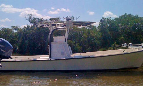 Center Console Fishing Trips in Boca Grande, Florida