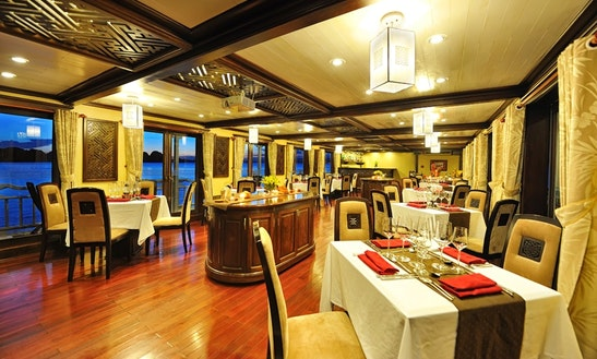 Paradise Luxury Cruise  In Halong Bay