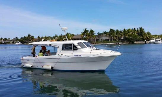 'cagilaba Suva' Private Boat Hire In Nadi