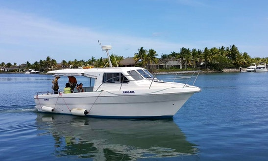 'cagilaba Suva' Private Boat Hire In Nadi