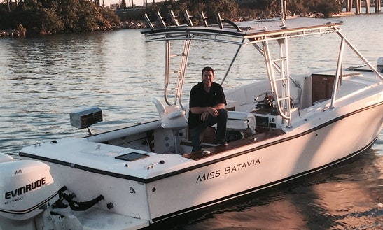 31' Tour Charter Boat In Madeira Beach