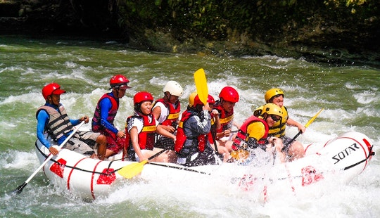 White Water Rafting In Cagayan De Oro, Philippines