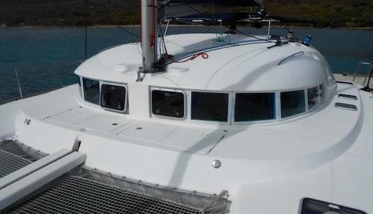 Cruising Catamaran Rental In Tropea