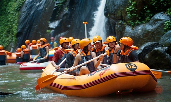 Try An Exciting Day Of Rafting In Ubud!