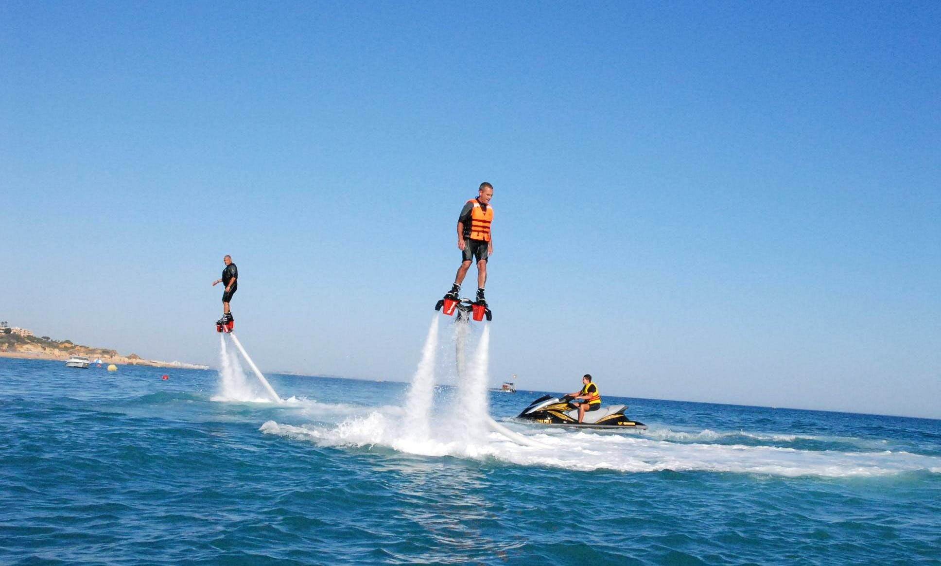 Flyboard Rental in Albufeira, Portugal