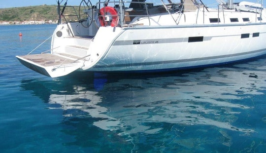 Bavaria 45 Cruiser Captained Sailing Charter In Greece