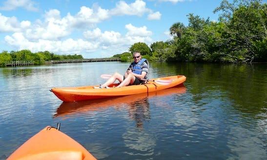 Unforgettable Kayaking Tour And Rental In Merritt Island