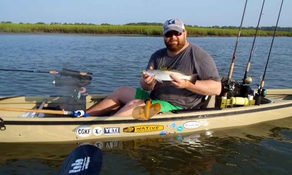 Native fishing kayak rental in merritt island getmyboat for Native fishing kayak
