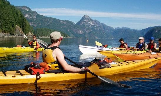 Single Kayak Rental In White Rock