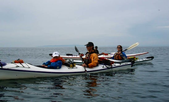 Tandem Kayak Rental In White Rock
