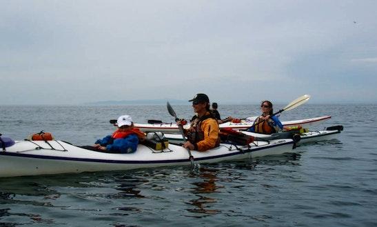 Tandem Kayak Rental In White Rock