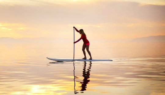 Sup Lesson In Charneca De Caparica