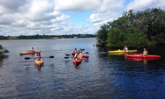 Double Kayak Rental In Ormond Beach