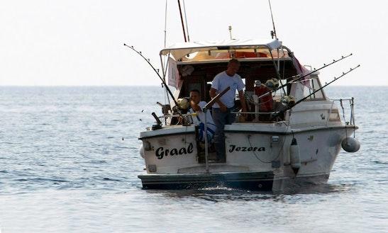 'graal Jezera' Boat Fishing Charter In Jezera
