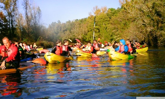 Kayak Rental & Trips In Tomar, Portugal