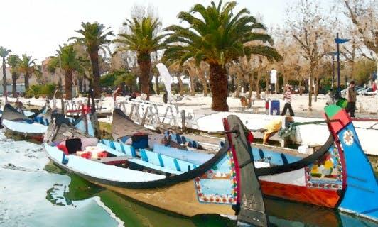 Canoe Trips in Aveiro, Portugal