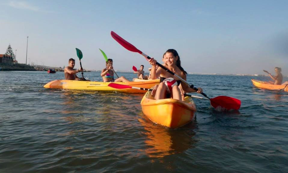 Kayaking Rental, Courses and Games in Aveiro