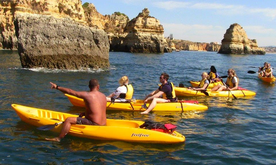 Kayak And Snorkeling Trip In Lagos