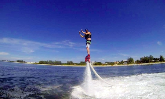Flyboard Sessions Rental In Captiva Island