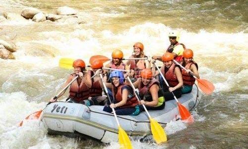 Rafting Trips in El Pont de Suert, Spain