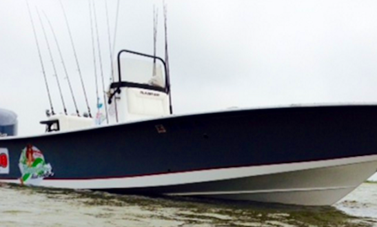 Galveston, Texas Fishing Charter With Captain Chad