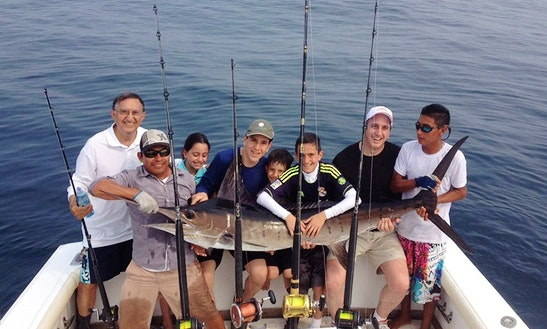 Luxury Bertram 31 Sport Fishing Charter In Port Of San Jose, Guatemala | Day Charters  All-inclusive Plans